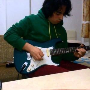 2000 Fender Deluxe Designer Edition Stratocaster
