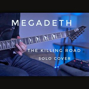 Megadeth - The Killing Road Solo Cover