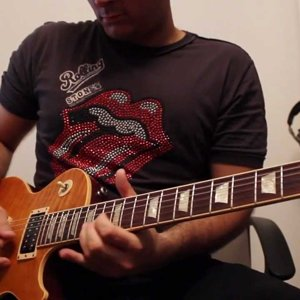 Blues Improvisation In Aminor