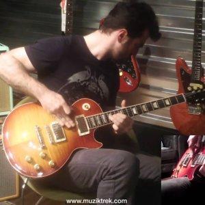 Gibson Les Paul Traditional (Modifiyeli)