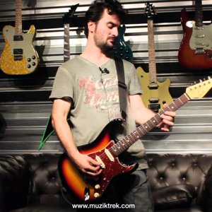 Fender Custom Shop - Nos 60's 3TS Stratocaster Test-Müziktrek