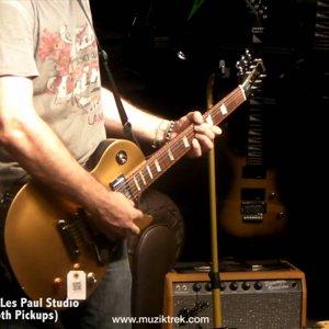 Gibson 2008 Les Paul Standard Vs. Gibson Joe Bonamassa Les Paul Studio-Müziktrek