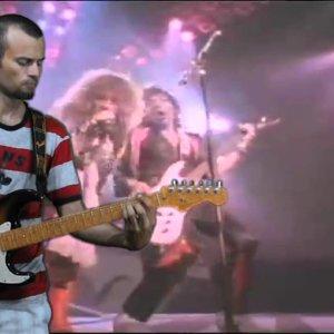 Bon Jovi - You Give Love A Bad Name (cover by Şükrü Ersal Öztürk)