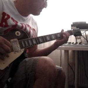 Bon Jovi Wanted dead or alive solo cover by Alpay Ocak