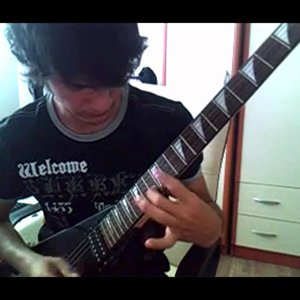 Bullet for my valentine - The Last Fight -solo cover ( emre mert )