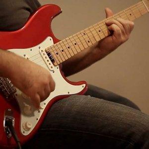 Blade Texas Standard Pro Maple Elektrik Gitar