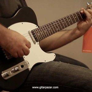 Blade Delta Standard Rosewood Elektrik Gitar