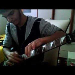 Megadeth - Disconnect ( guitar solo - emre mert )