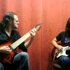 Alex Hutchings & Jack Thammarat 8 String Full length Jam