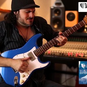 *NEW JAM TRACK CENTRAL PACKAGE* BLUES EXTENSIONS. ALEX HUTCHINGS 2013
