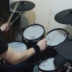 No Doubt - Don't Speak Drum Cover