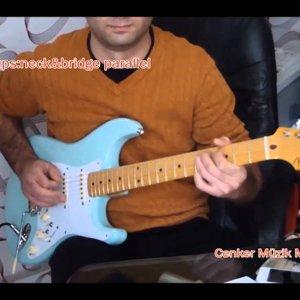 Custom Wiring for Fender Stratocaster