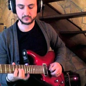 Ibanez js1200 Mesa f30 Smoke on the water solo