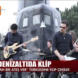 Sırmalı - Ah Bir Ataş Ver ATV Anahaber 04.03.2014