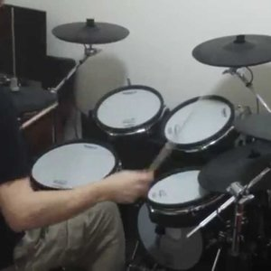 Evergrey - A Touch of Blessing Drum Cover