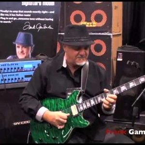Gambale Blues Solo and Jam 2013 NAMM