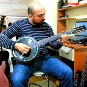 Ahmet Kaya - Kum Gibi (Cümbüş Cover)