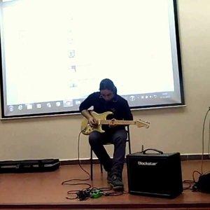 G-minor Dorian Blues-Celalettin Sezgin - YouTube