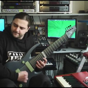 DEFECT NOISES - Extreme Sick 10 String Shred - YouTube