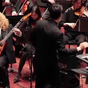 Dave Mustaine & San Diego Symphony - YouTube