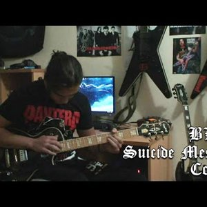 Black Label Society - Suicide Messiah Cover by Mert Akcer - YouTube