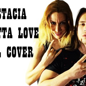 Anastacia - I'm Outta Love (Metal Cover) - YouTube