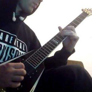Megadeth - Lucretia solo cover