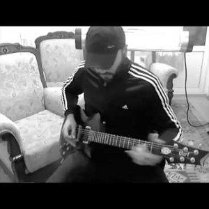 Pantera Floods solo Cover - YouTube