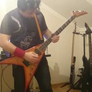 Andy James Guitar Academy Ultimate Metal Improvisation kill the serenade attempt... - YouTube