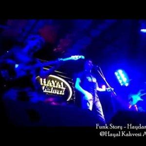 Funk Story - Haydar Haydar - Canlı