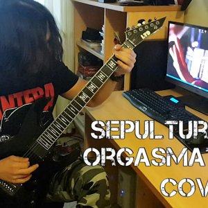 Sepultura - Orgasmatron Cover By Mert Akcer - YouTube