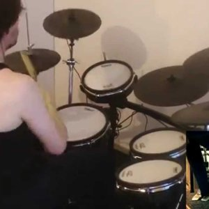 Megadeth - Holy Wars - drums partially covered (two of my favorite riffs only) - YouTube