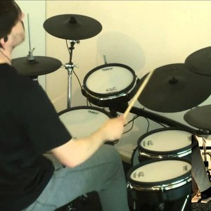 Mavi Sakal - Ne Kadar drum cover - YouTube