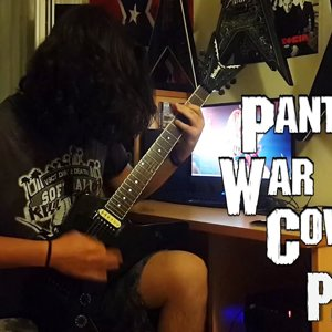 Pantera - War Nerve Cover by Mert Akcer - YouTube