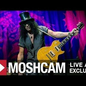 Slash ft.Myles Kennedy & The Conspirators - Ghost | Live in Sydney | Moshcam - YouTube