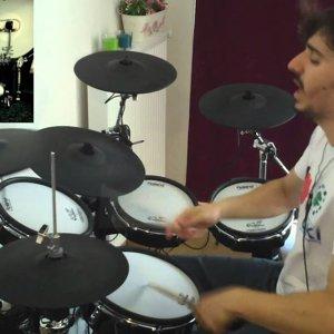 Mor ve Ötesi - Bir Derdim Var Drum Cover - YouTube