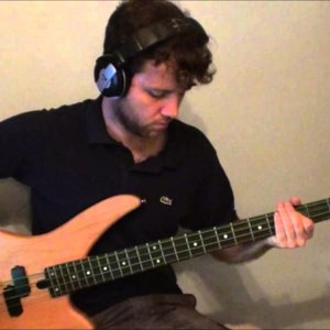 Against The Current - Paralyzed (Bass Cover) - YouTube
