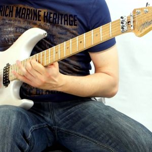 Dream Theater - Best of Times Solo [Cover by Faruk Aydın Toksoz]