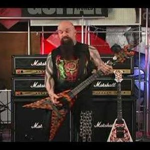 Kerry King's Signature Marshall 2203KK Amp - YouTube