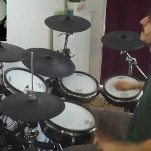 Pharrell Williams - Happy Drum Cover