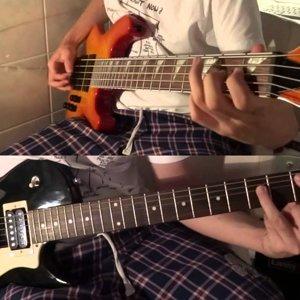 Megadeth - She Wolf [Rhythm-Bass Cover] - YouTube