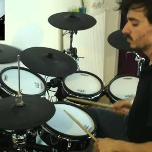 Opeth - Reverie / Harlequin Forest Outro Drum Cover