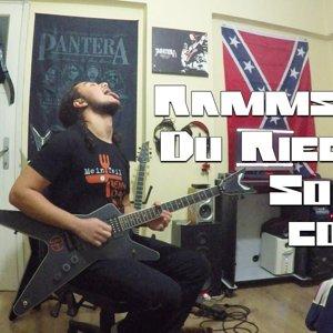 Rammstein - Du Riechst So Gut Cover by Mert Akcer - YouTube