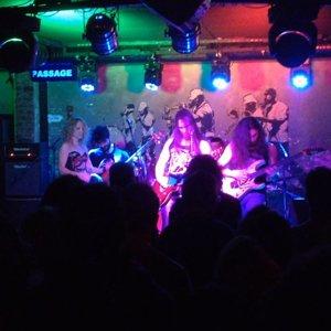The Madcap - The Madcap - You Give Love A Bad Name live @ Passage Pub