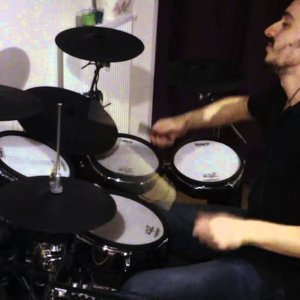 Yusuf Özmenekşe - Sia - Chandelier Drum Cover