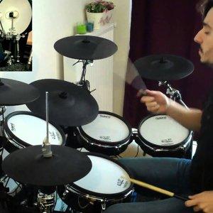 Santana - Smooth Drum Cover