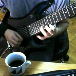 jason becker - altitudes arpeggio section (practice) - YouTube