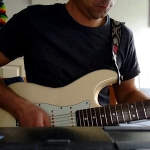 Garry Moore the loner guitar cover - YouTube
