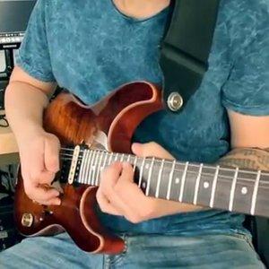 Steven Wilson - Guthrie Govan  Ancestral  Guitar Solo (Onur Taskan) - YouTube