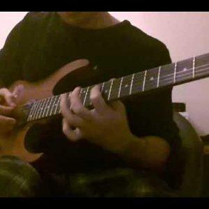 The Reincarnation Of Benjamin Breeg Guitar SOLO - YouTube
